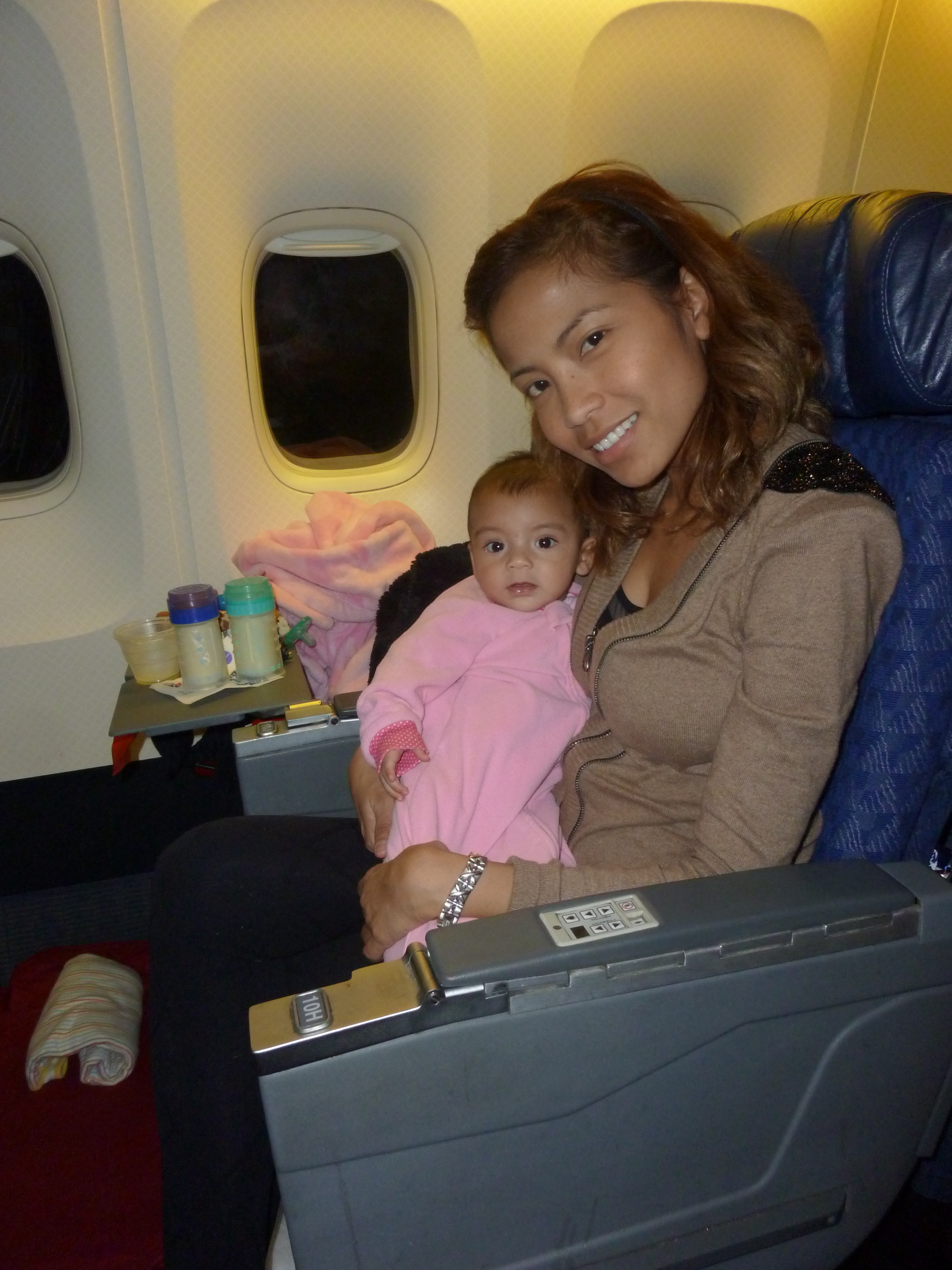 Car Seat On Plane Rules