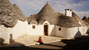 We even stayed in a one bedroom trullo in Alberobello, Italy