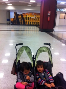 00b7be4e794 How to Get Through Airport Security with Twins   Travel with Twins