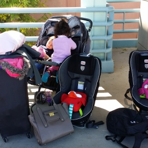 How to Pack Light when Traveling withTwins